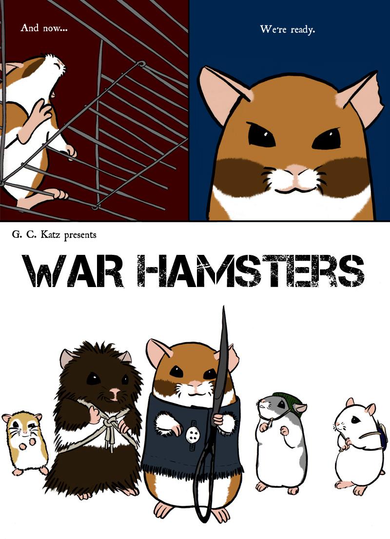 War Hamsters